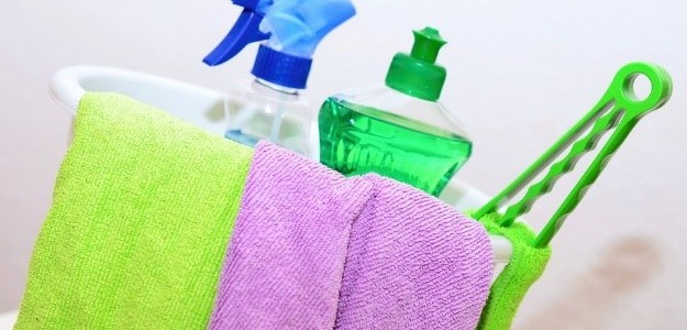 Spring Cleaning Tips Around the Home