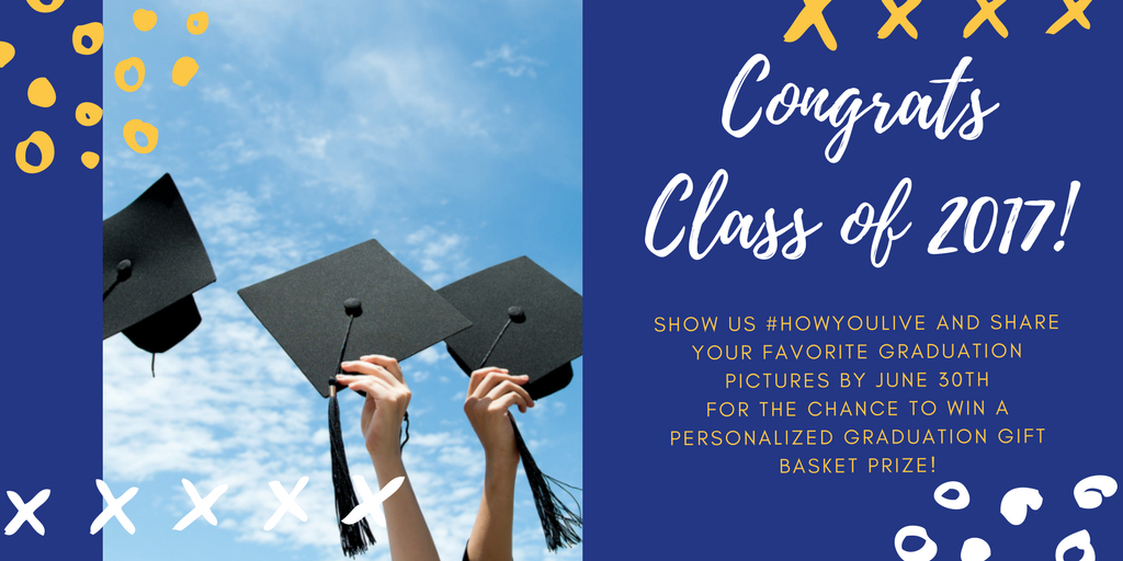 Enter our Graduation Photo Contest and Win!