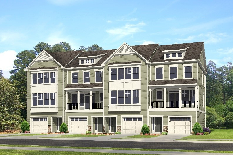 New Garage Townhomes Coming to Richmond's West End