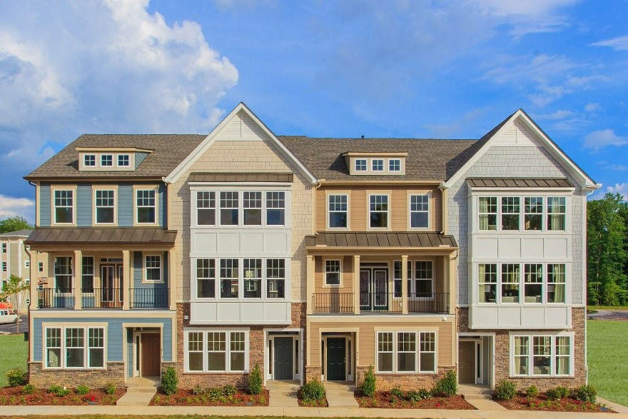 Why a Townhome Makes an Ideal New Home