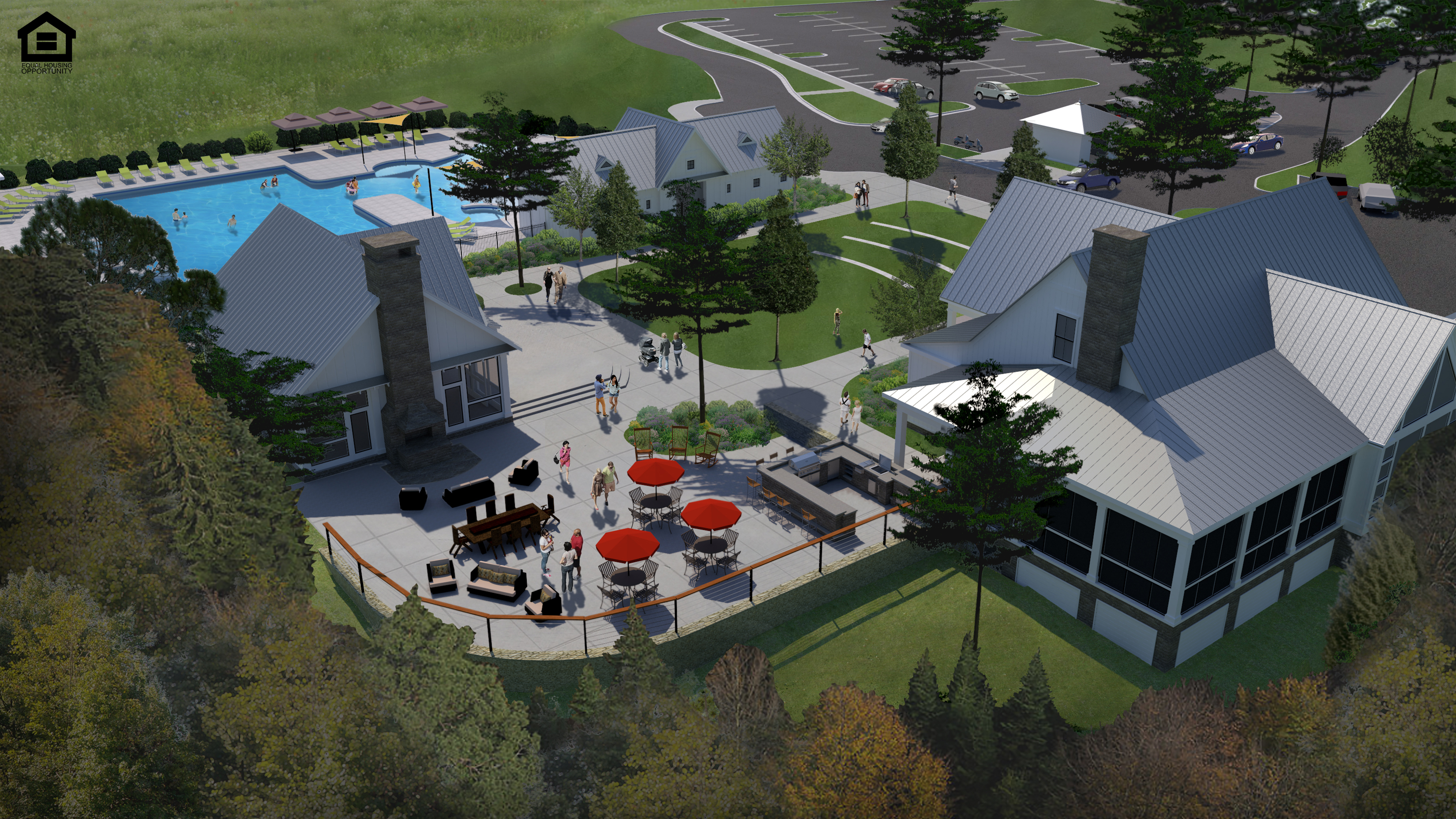 Home Builders Announced for River Mill in Henrico County!
