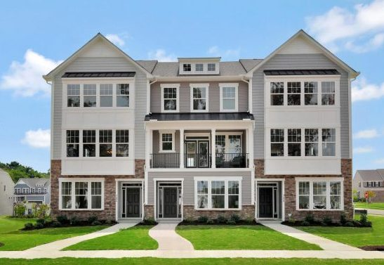 Spacious 3-4 Bedroom Townhome Options in Master-Planned Communities