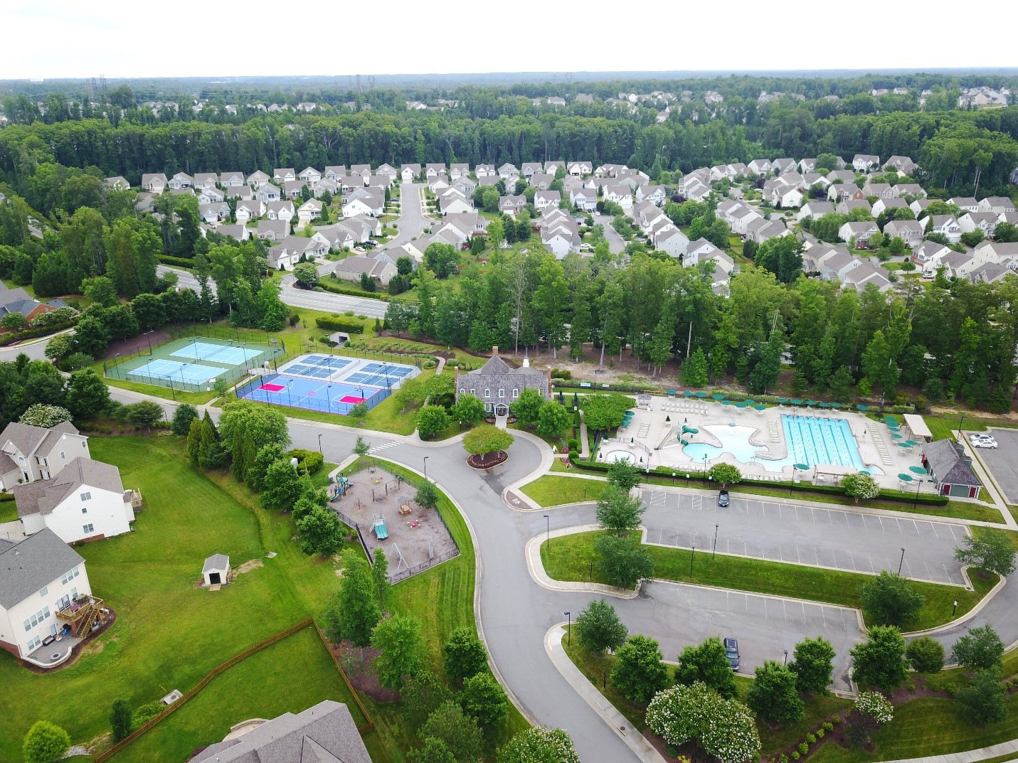 Find Your New Home Community in Chesterfield
