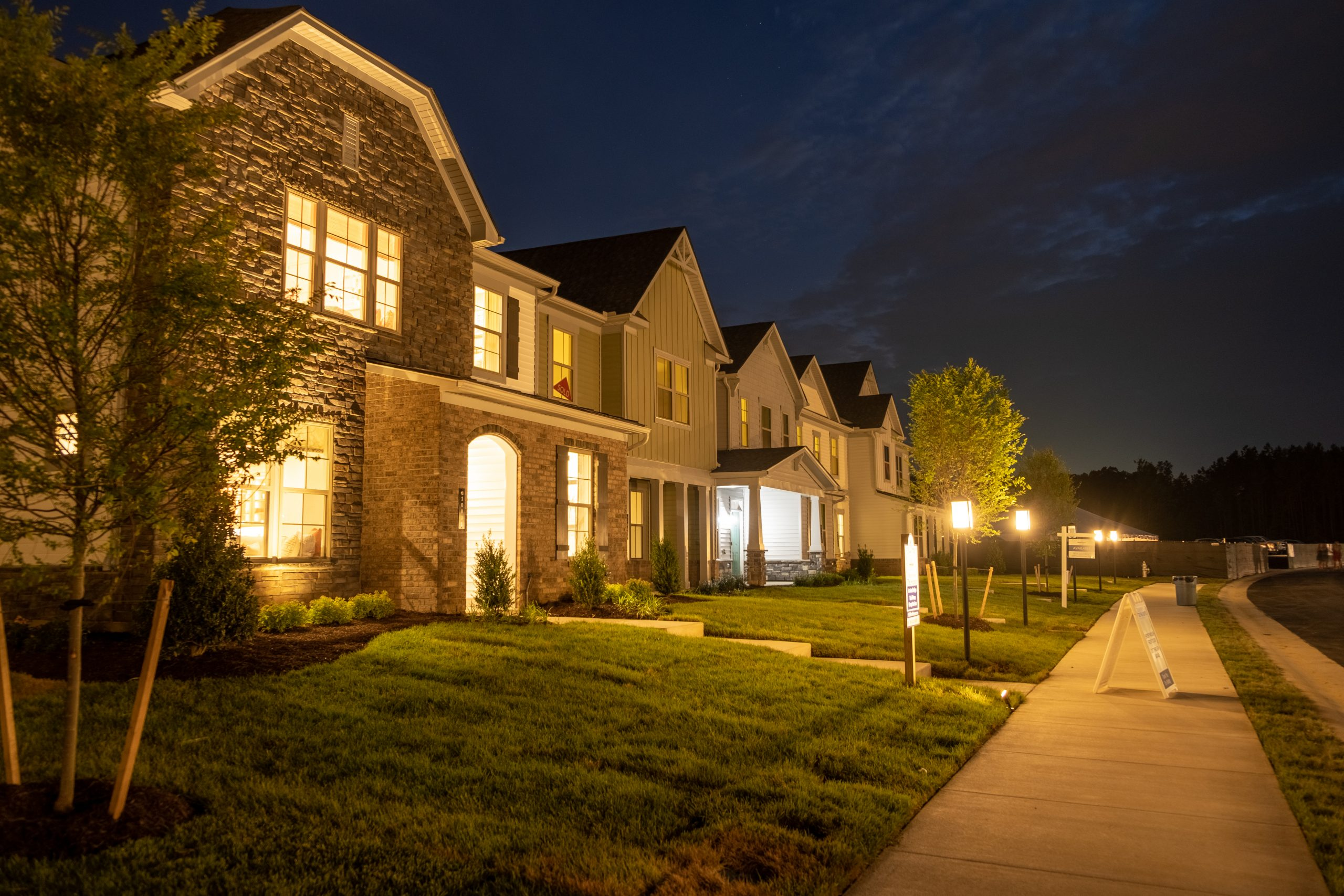 Discover Townhome Living at HHHunt Communities in 2020