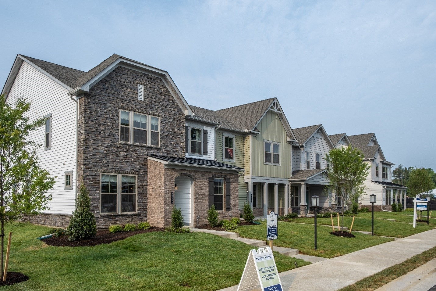 Benefits of a Master Planned Townhome Community