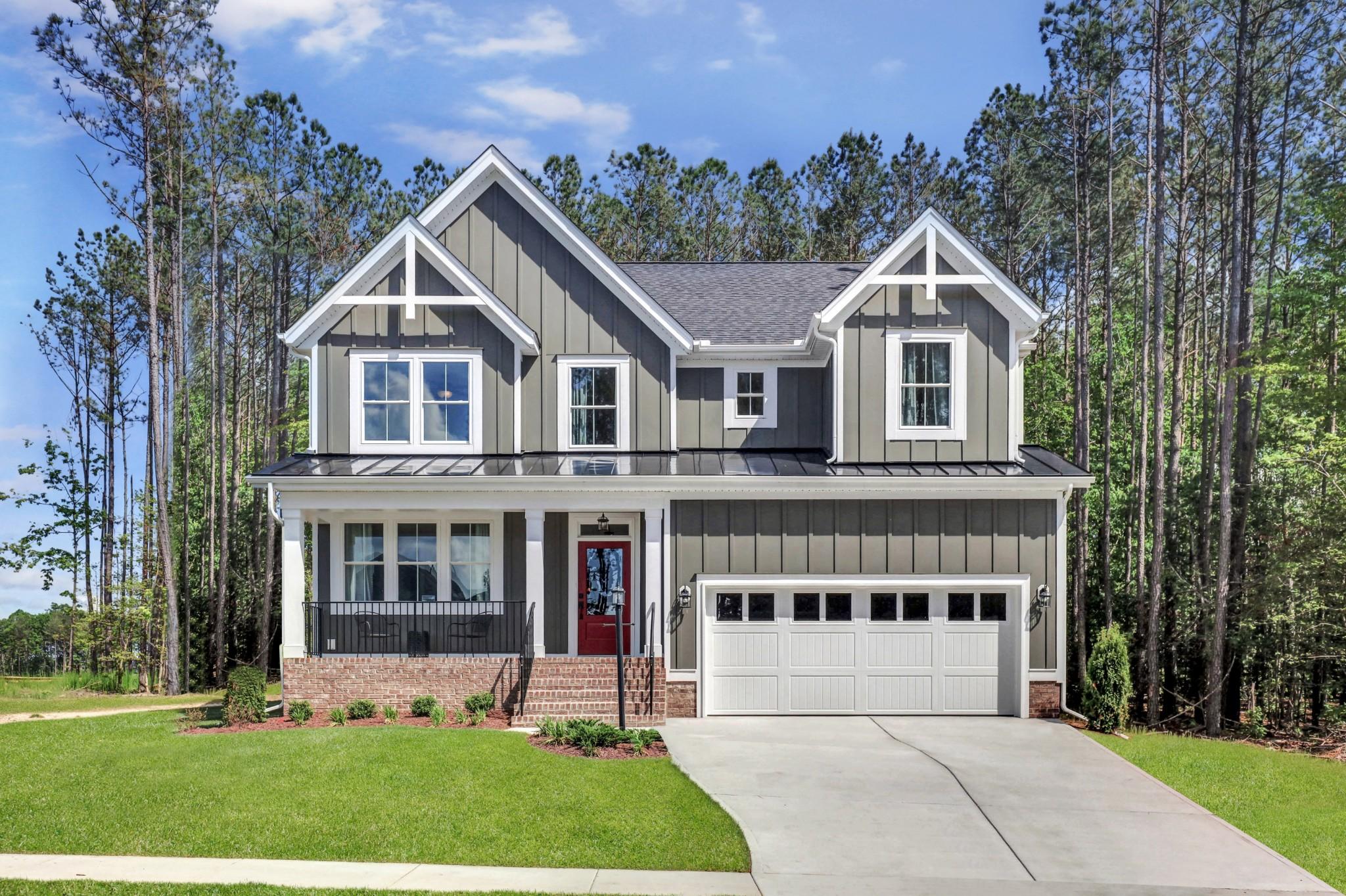 Explore Rutland Grove's Home Plans