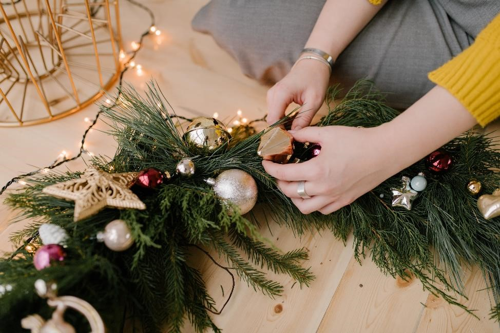Fun DIY Decorating Ideas For The Holidays
