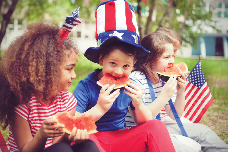 4th Of July Celebration Party Ideas