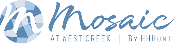 Mosaic at Westcreek Logo