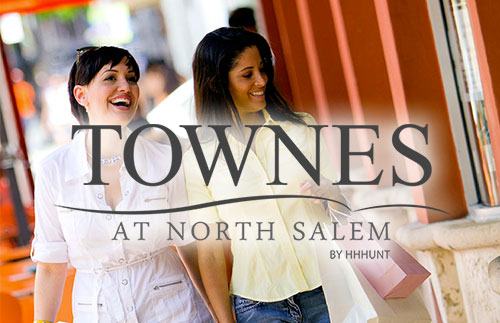 Townes at North Salem in Apex, NC