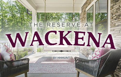The Reserve at Wackena by HHHunt - Cary, NC